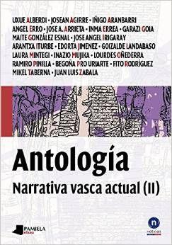 Antologia. narrativa vasca actual (ii)
