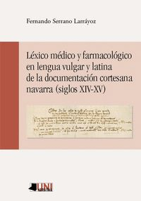 Lexico medico y farmacologico en lengua vulgar y latina de l