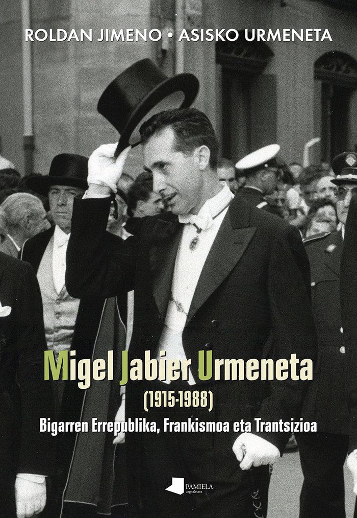 Migel jabier urmeneta (1915-1988)