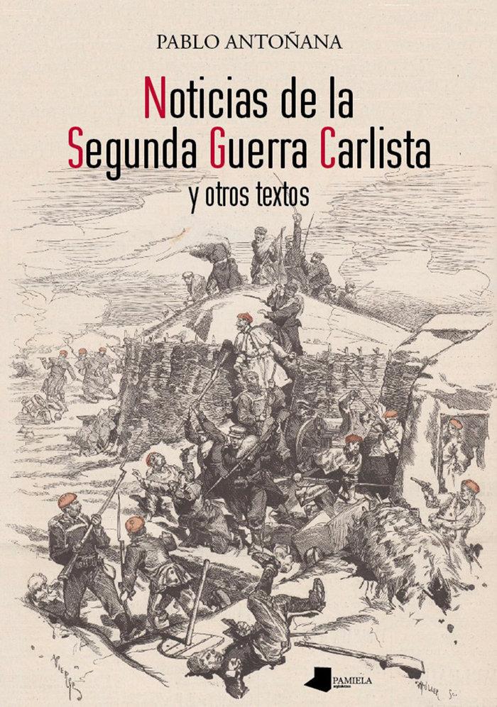 Noticias de la segunda guerra carlista