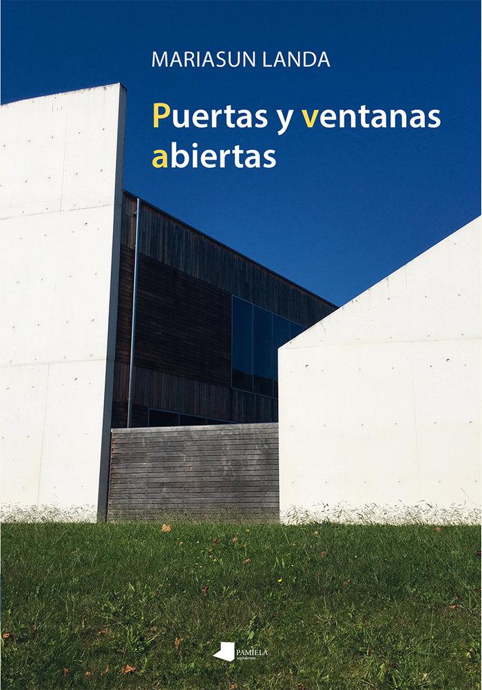 Puertas y ventanas abiertas