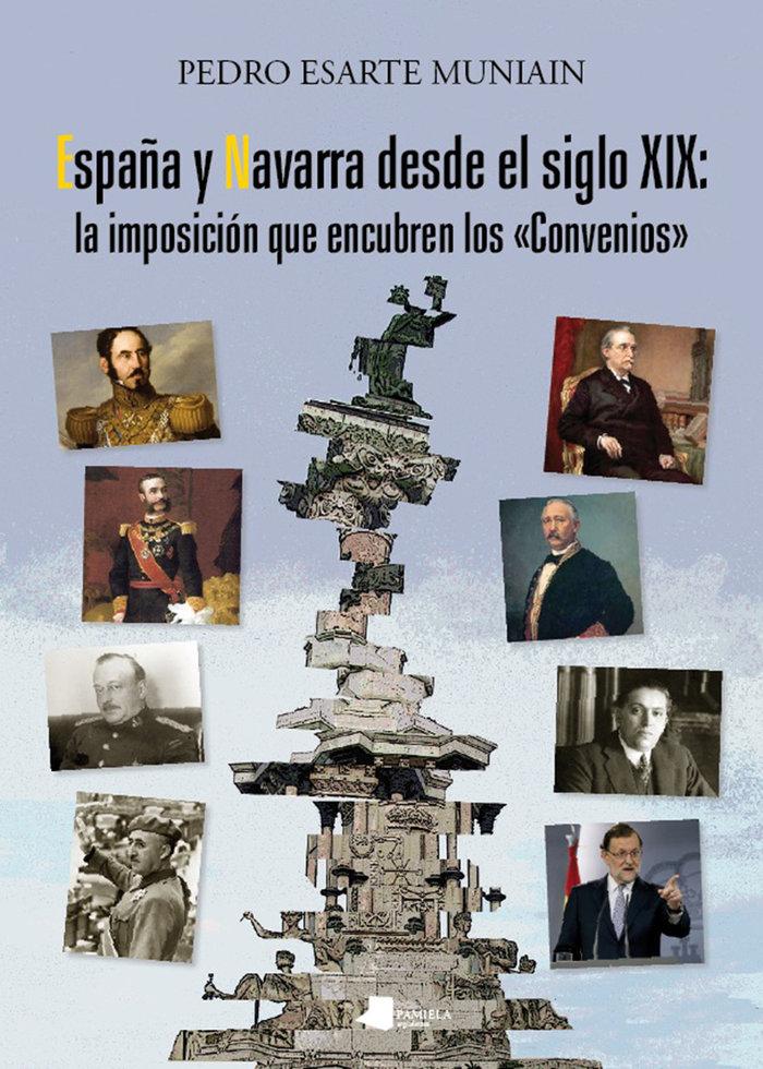 España y navarra desde el siglo xix: