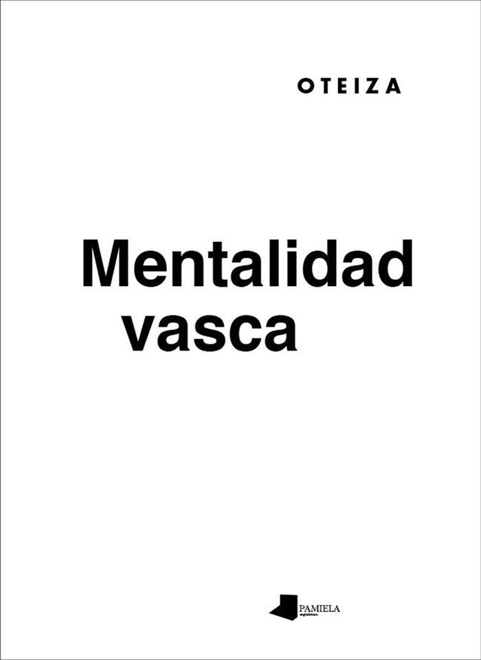 Mentalidad vasca