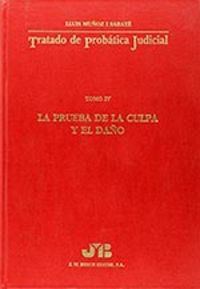 Tratado de probatica judicial.  tomo iv