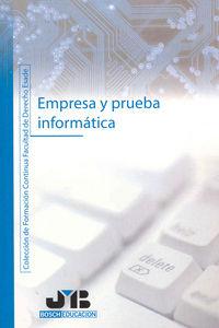 Empresa y prueba informatica.