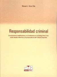Responsabilidad criminal.