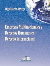 Empresas multinacionales y derechos humanos en derecho inter