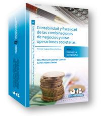 Contabilidad y fiscalidad de las combinaciones de negocios y