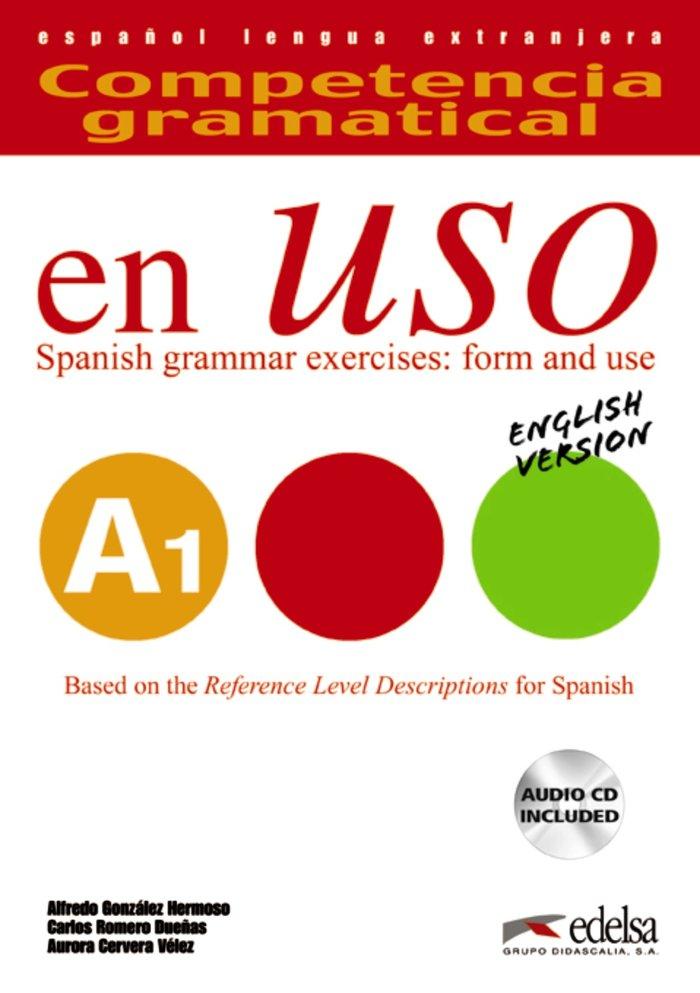 Competencia gramatical en uso a1+cd ingles