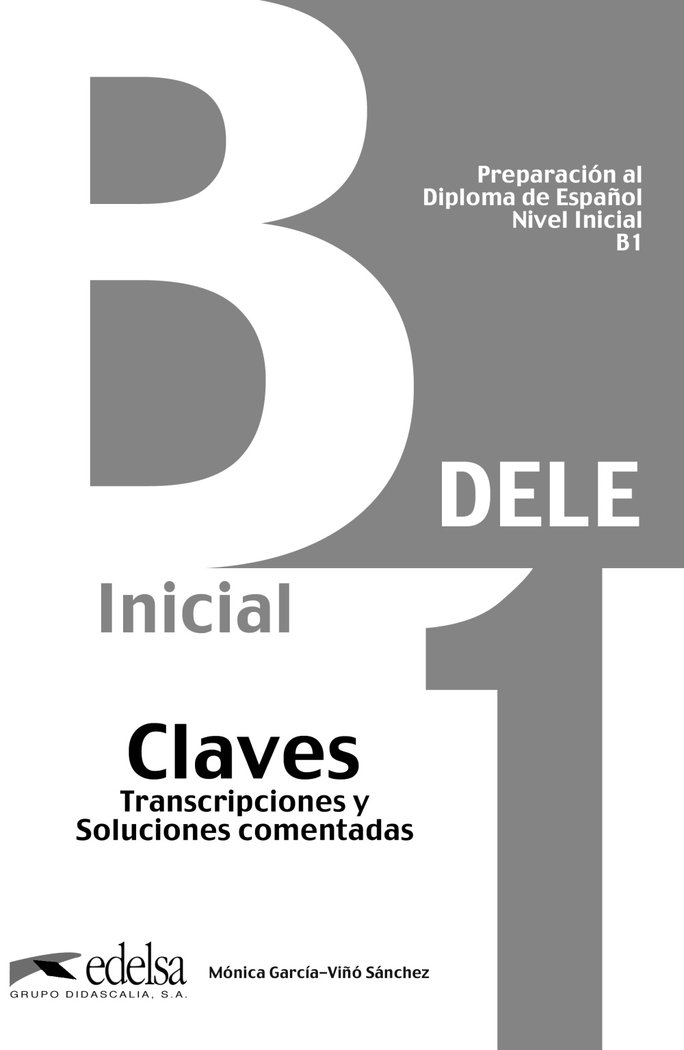 Dele b1 claves 13
