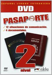 Pasaporte a2 dvd zona 1