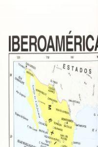 Mapa de hispanoamerica