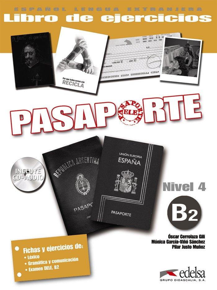 Pasaporte b2 ejercicios+cd