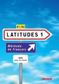 Latitudes 1 a1/a2 dvd+livret