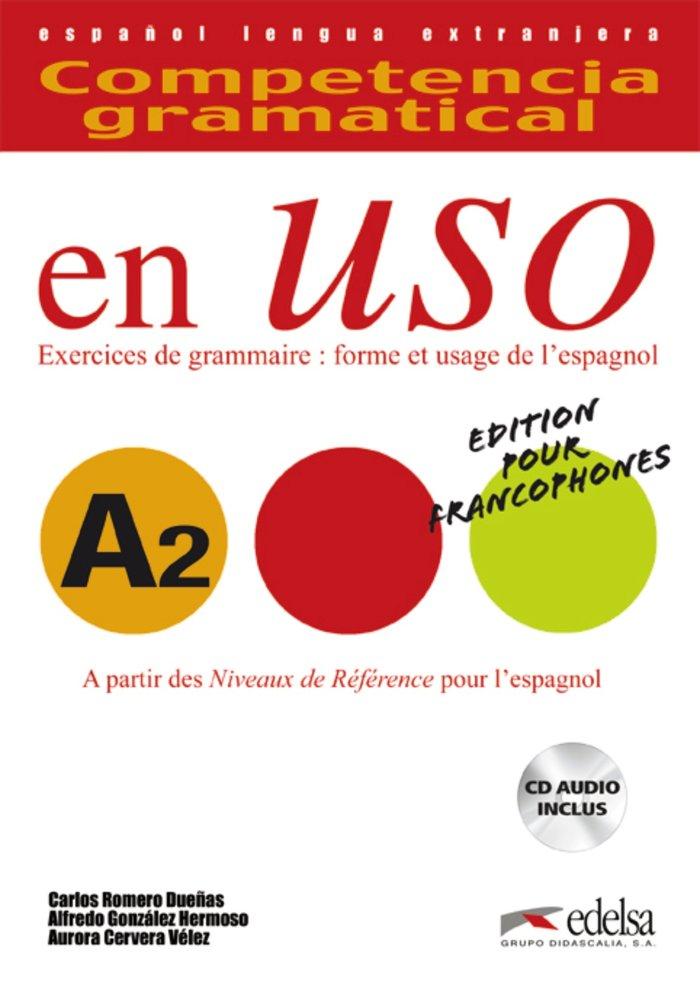 Competencia gramatical en uso a2 version francophone