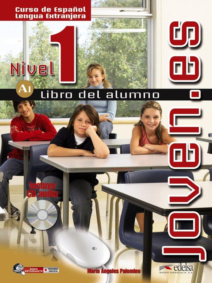 Joven.es 1 alumno+cd