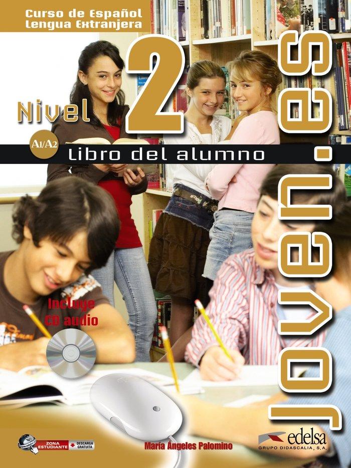 Joven.es 2 alumno+cd