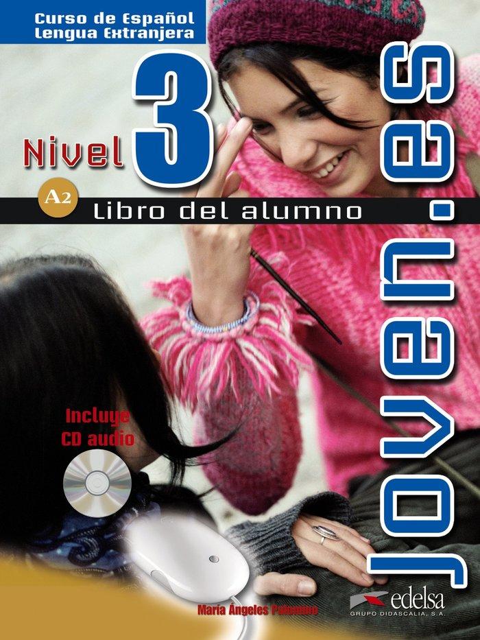 Joven.es 3 alumno+cd