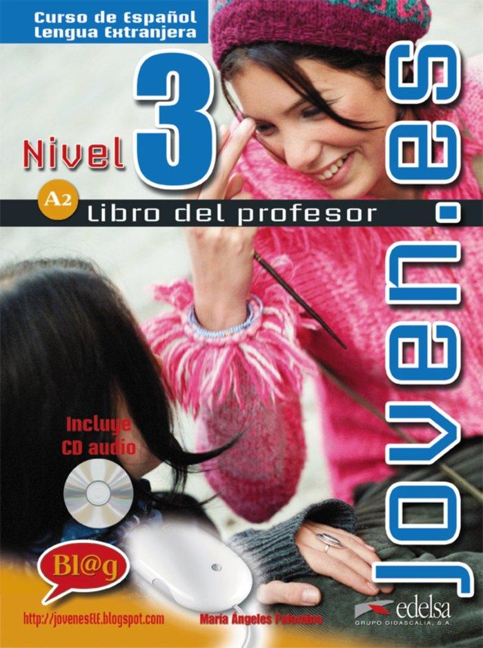 Joven.es 3 profesor+cd