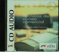 Tecnicas de correo comercial cd