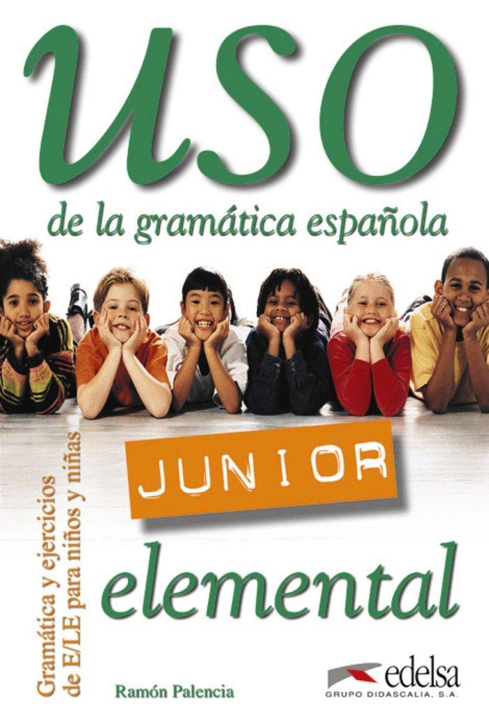 Uso gramatica junior elemental alumno