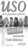 Uso gramatica española junior avanzado guia didactica