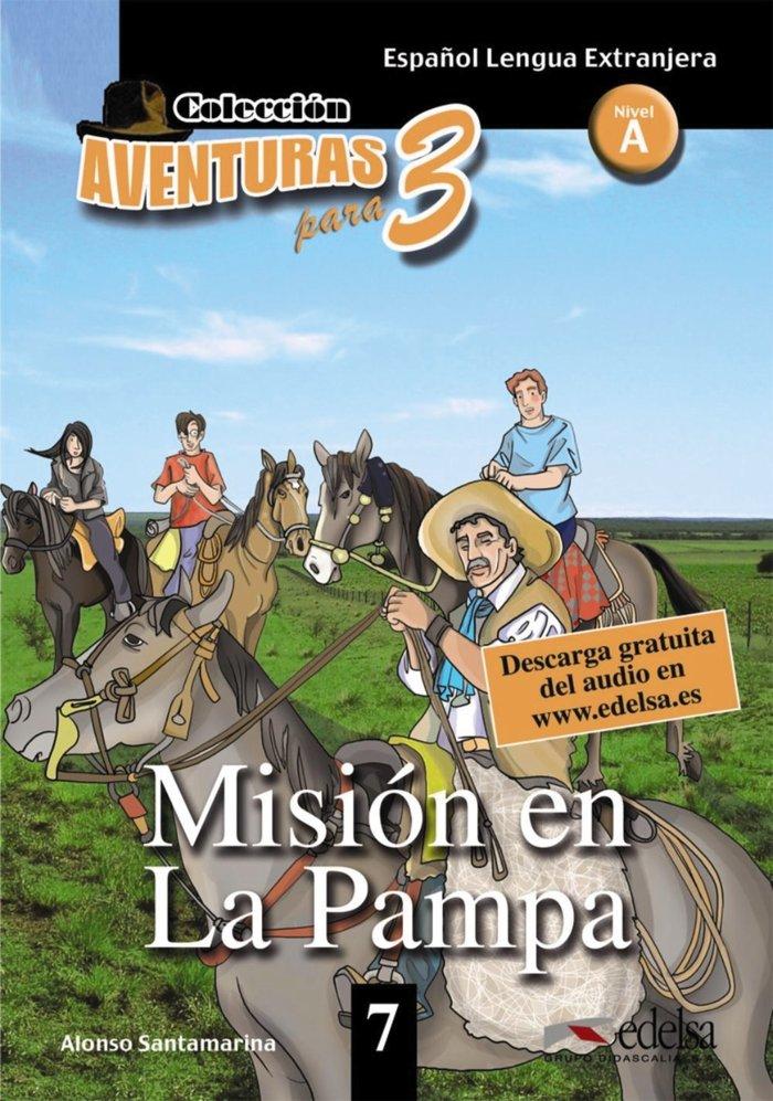 Mision en la pampa nivel a2