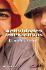 Entre chicos y chicas actividades interactivas