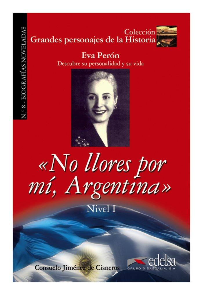 No llores por mi argentina nº8 gph