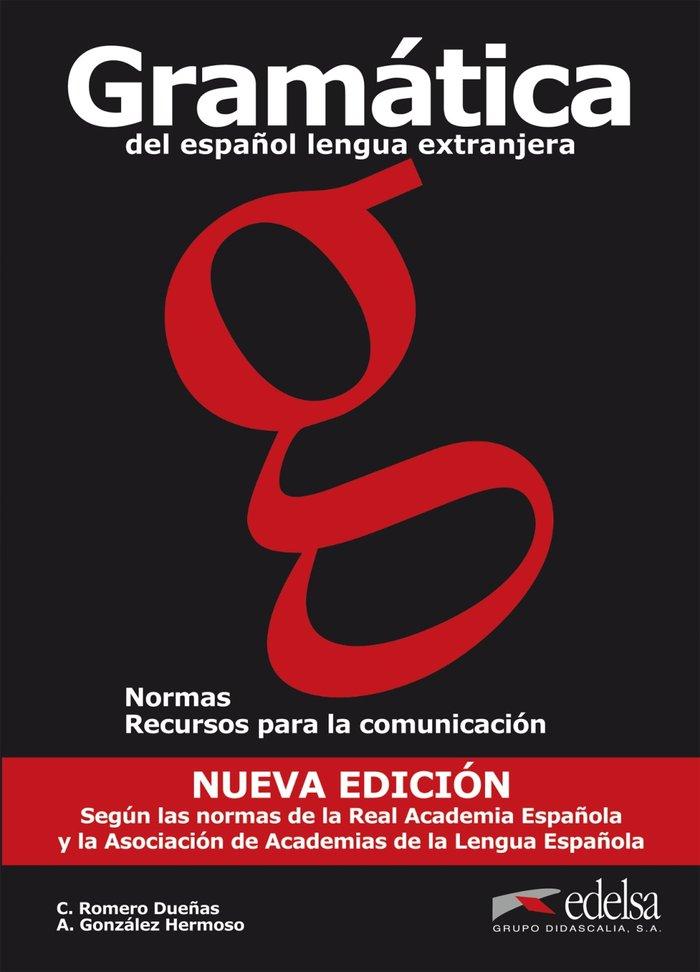 Gramatica del espaÑol lengua extranjera ne