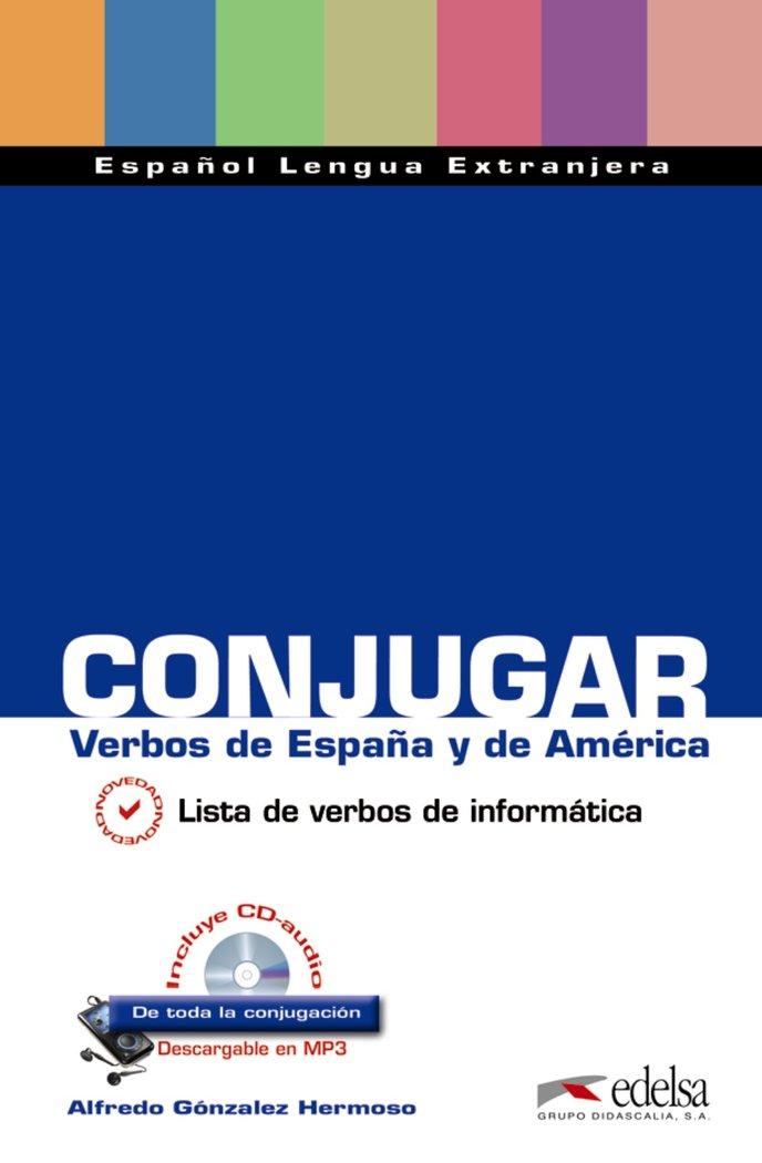 Conjugar verbos de españa y de america
