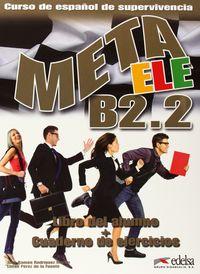 Meta ele b2-2 alumno +cuaderno de ejercicios