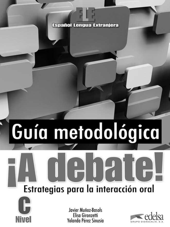 A debate nivel c guia metodologica
