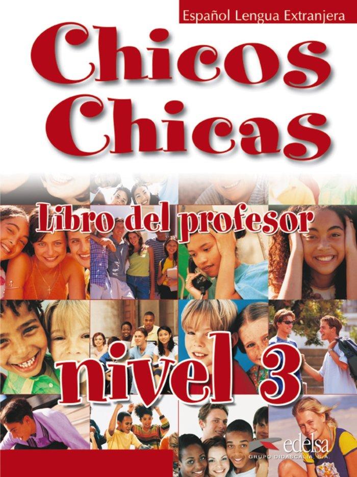 Chicos chicas 3 libro profesor