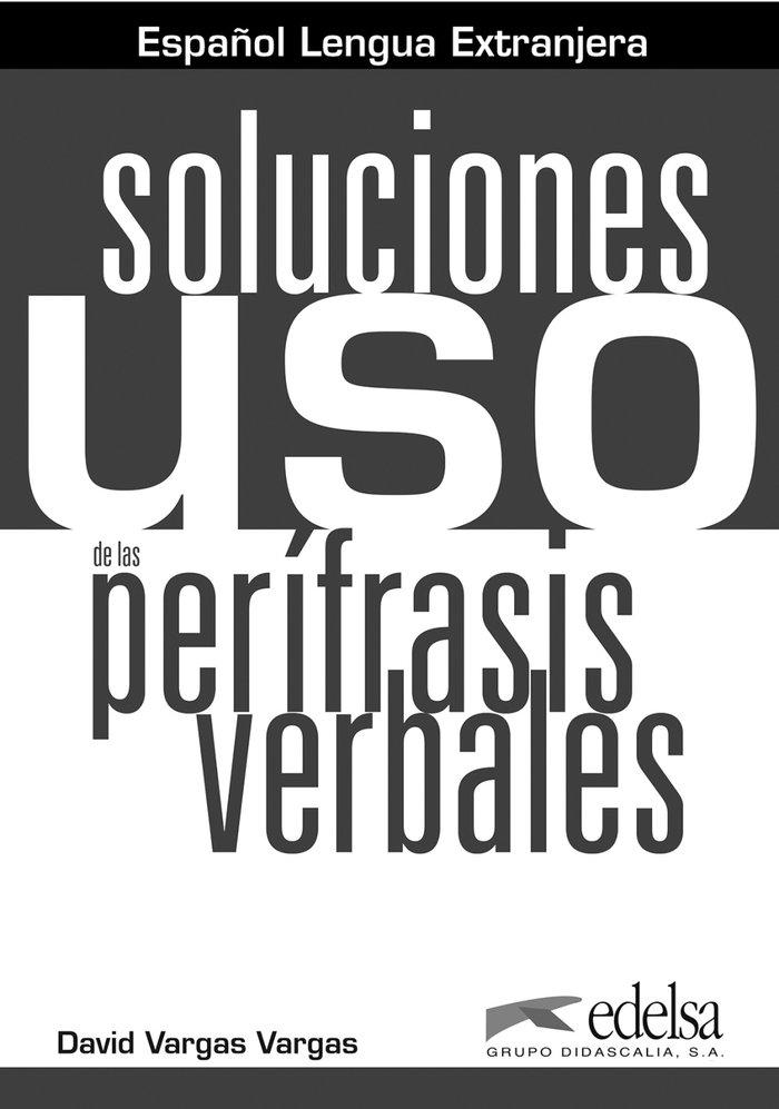Uso de la perifrasis verbal claves soluciones