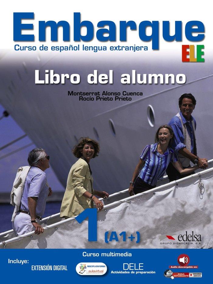 Embarque 1(libro)curso espaÑol lengua extranjera