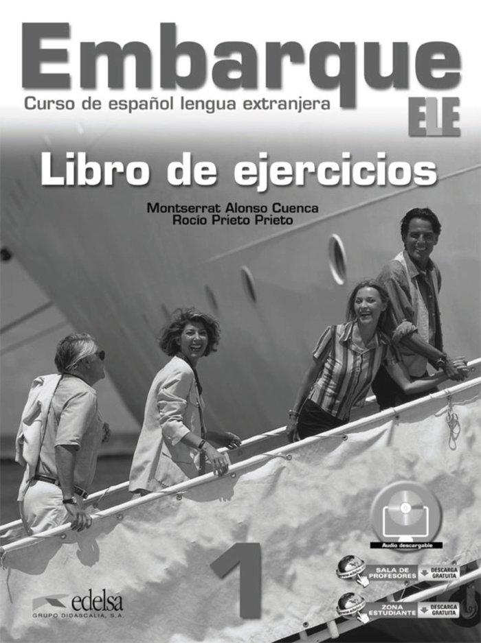 Embarque 1 ejercicios curso español lengua extranjera