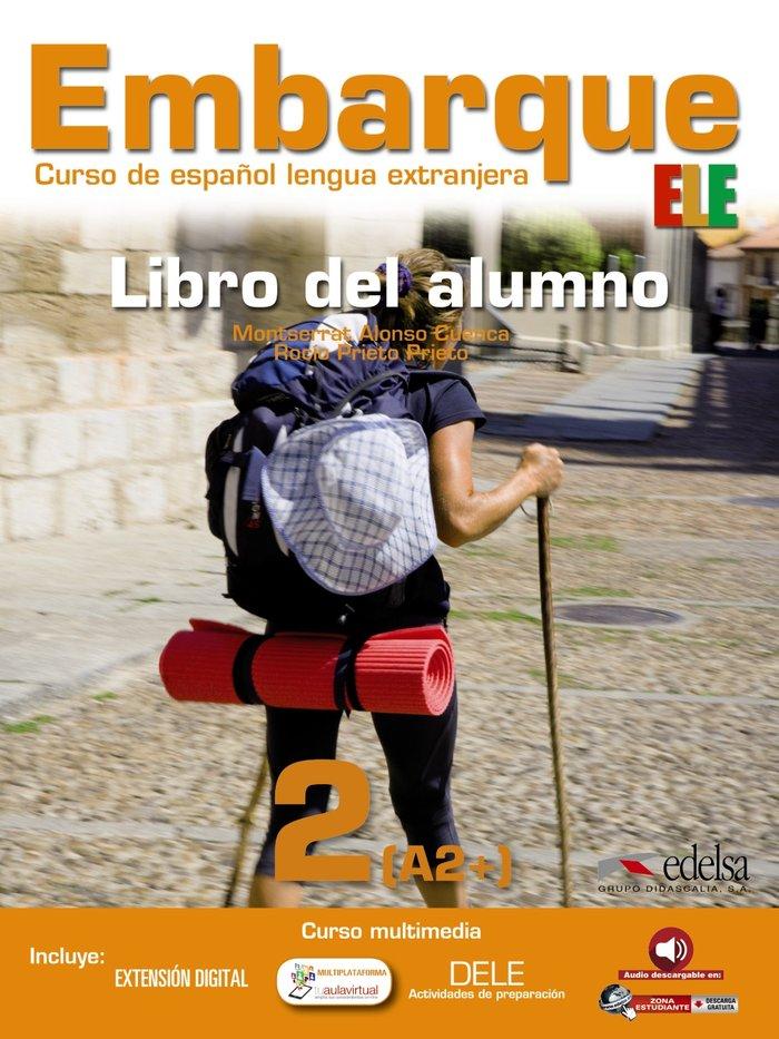 Embarque 2 (libro)curso español