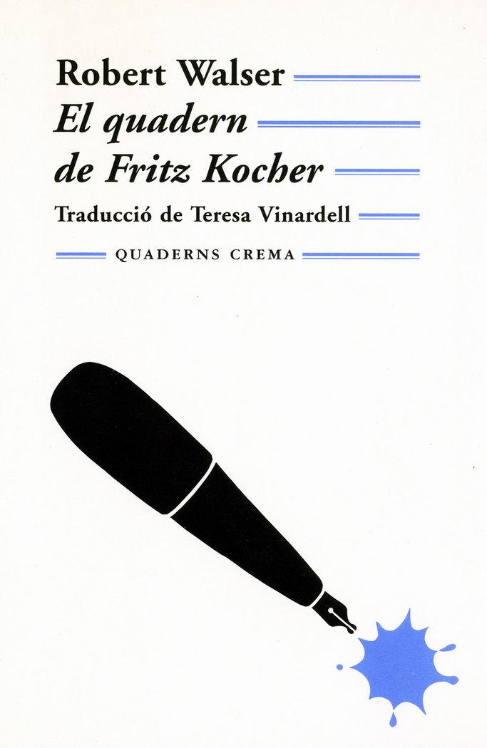 Quadern de fritz kocher,el catalan