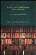 Precio y valor del libro antiguo (textos y materiales)