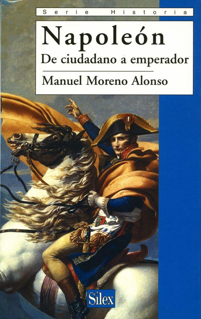 Napoleon de ciudadano a emperador