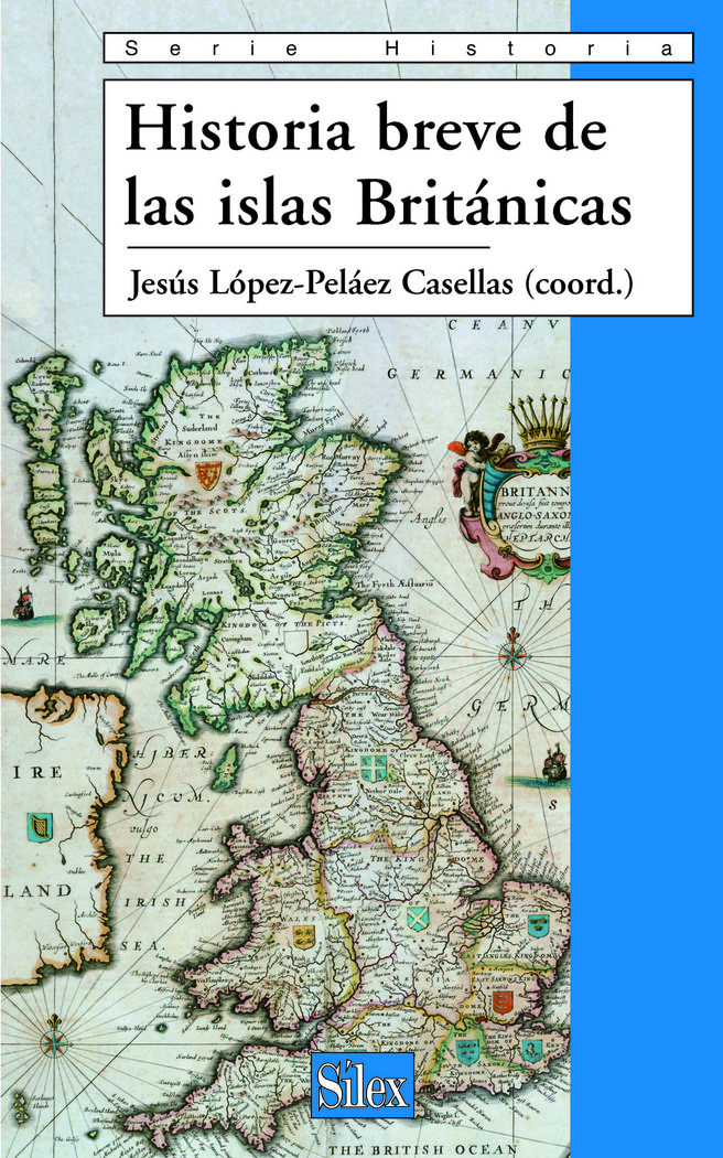 Historia breve de las islas britanicas    historia