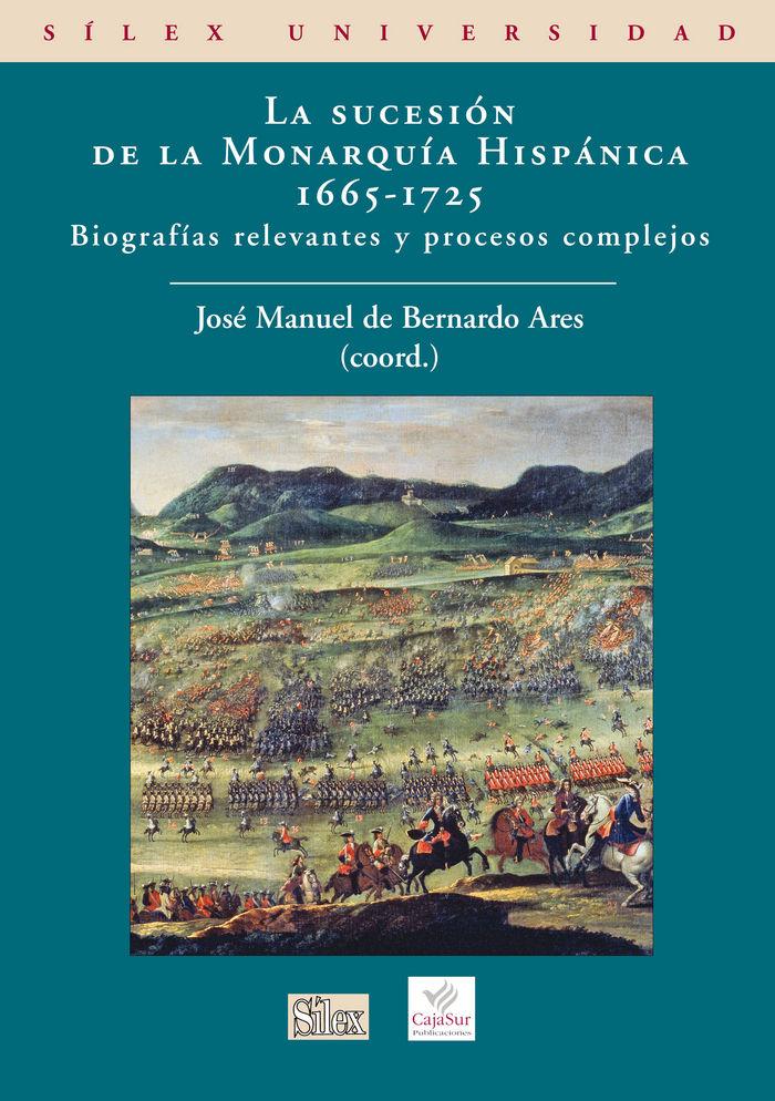 Sucesion de la monarquia hispanica,la