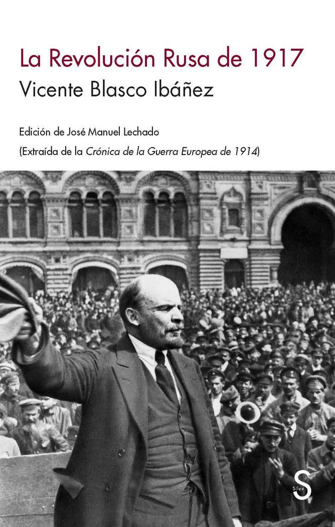 Revolucion rusa de 1917,la