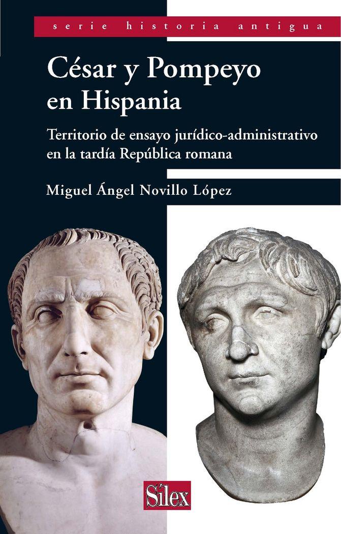 Cesar y pompeyo en hispania