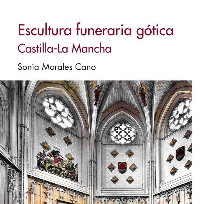 Escultura funeraria gotica. castilla-la mancha