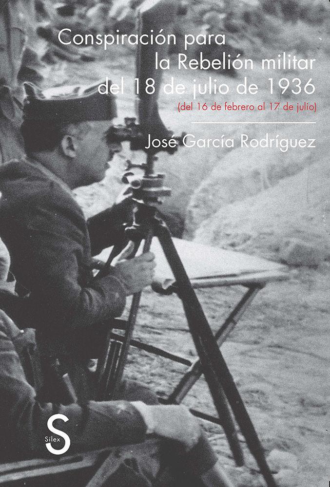Conspiracion para la rebelion militar del 18 de julio de 193