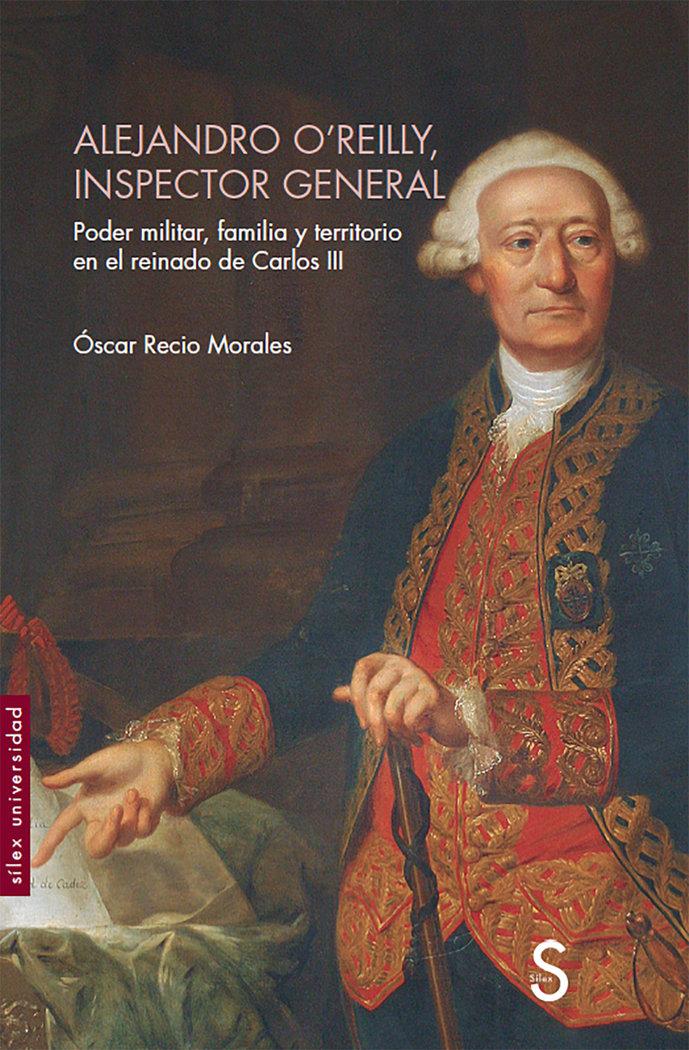 Alejandro oïreilly inspector general