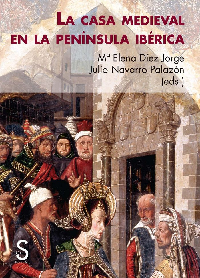 Casa medieval en la peninsula iberica