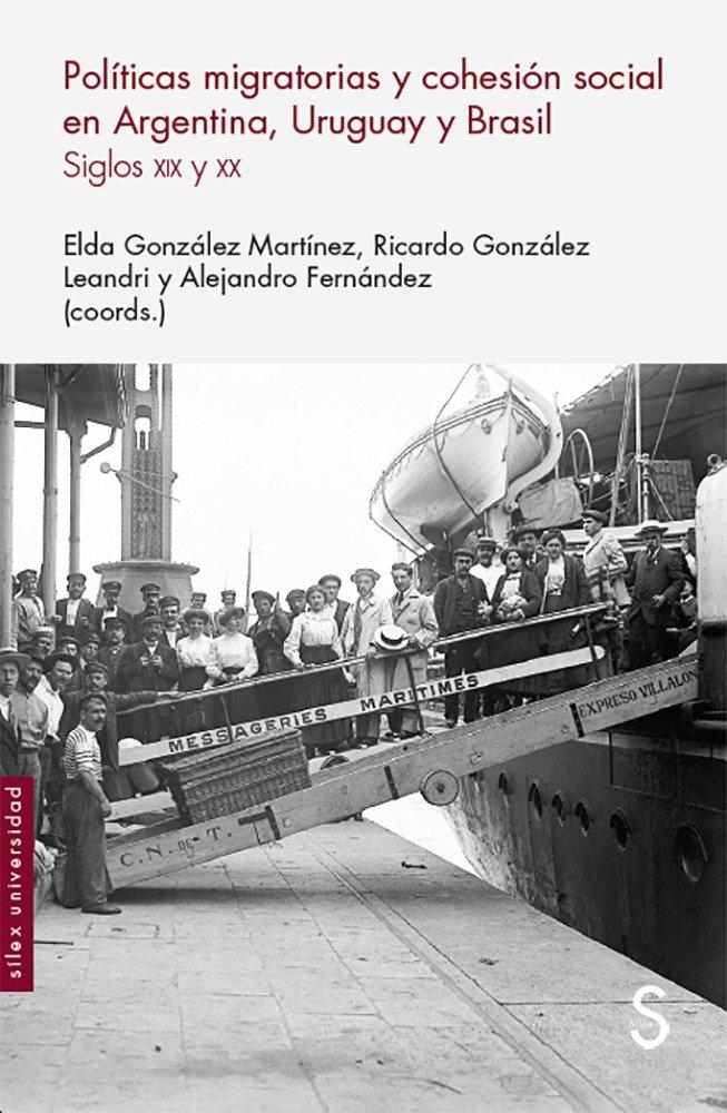 Politicas migratorias y cohesion social en argentina, urugua